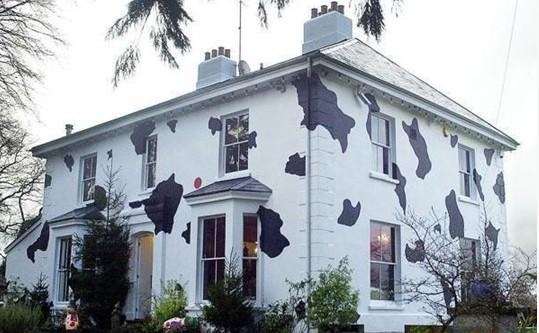 农村房屋外墙瓷砖 房屋外墙瓷砖效果图 高清图片