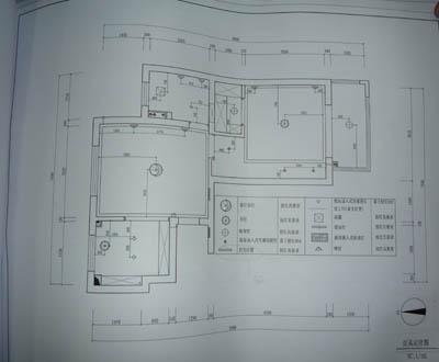 预埋水电安装图纸 专业水电安装 南昌水电工